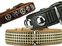 Artleather collars