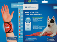 Cooling Products for Pets, People & Horses