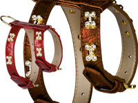 Artleather harnesses