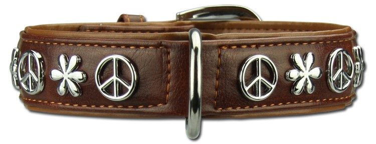Artleather Peace Brown