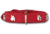 Artleather Silverpaws Red