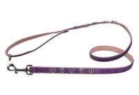 Artleather Peace Purple/Pink