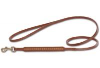 Swarovski Strass Extreme  Brown/Gold 7 mm