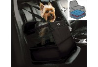 CarBooster Seat for dogs (max 9 kg) Black