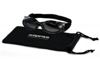 Sunglasses Dogoptics Ibiza Black frame/Mirror lens