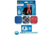 Aqua Coolkeeper Cooling Necktie