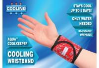 Aqua Coolkeeper Cooling Wristband